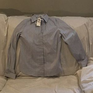 K) Women's brand new Old Navy Blouse with tag